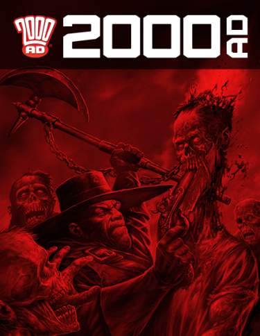 2008 Complete 2000 AD Prog Collection