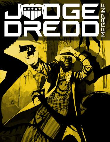 2004 Complete Judge Dredd Megazine Collection
