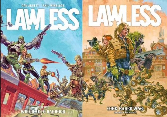 Lawless Book 1 and 2 Bundle