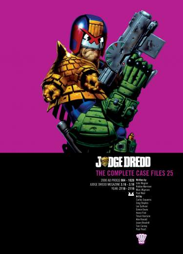 Judge Dredd: Case Files 25