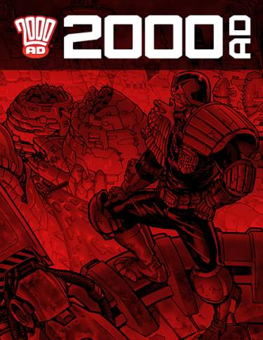 2007 Complete 2000 AD Prog Collection