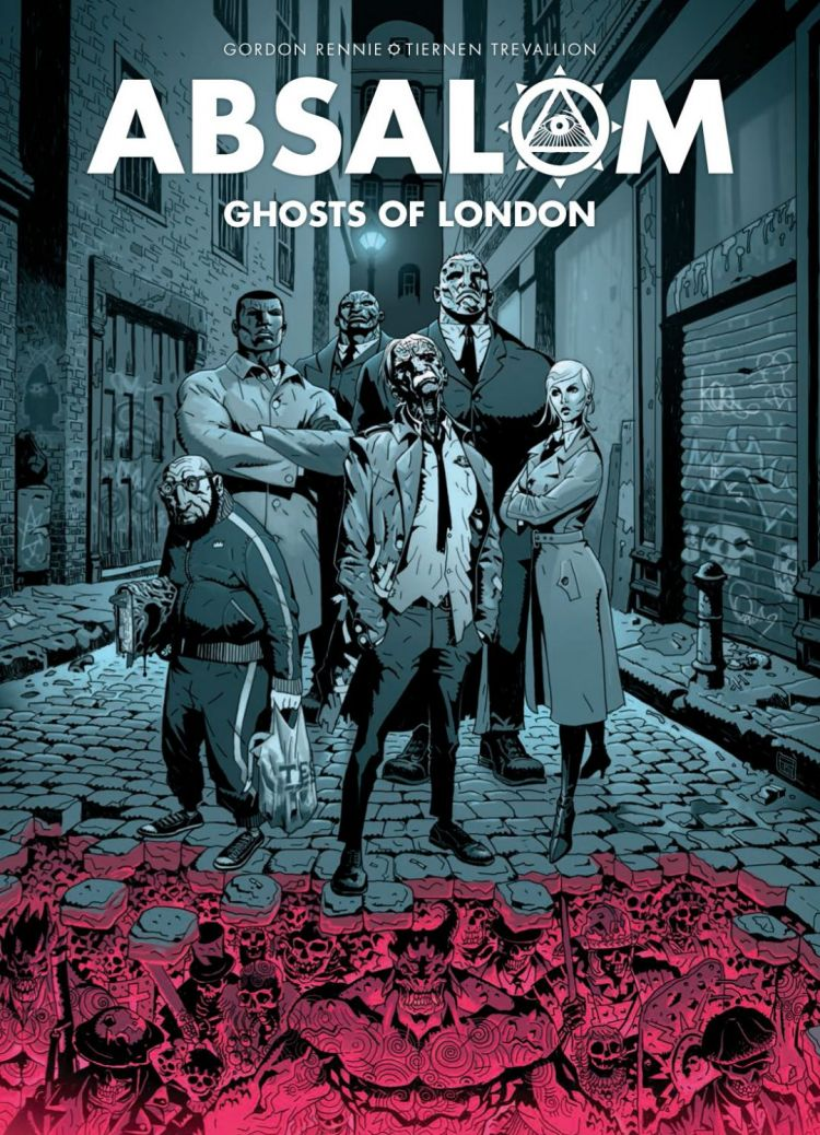 Absalom: Ghosts of London