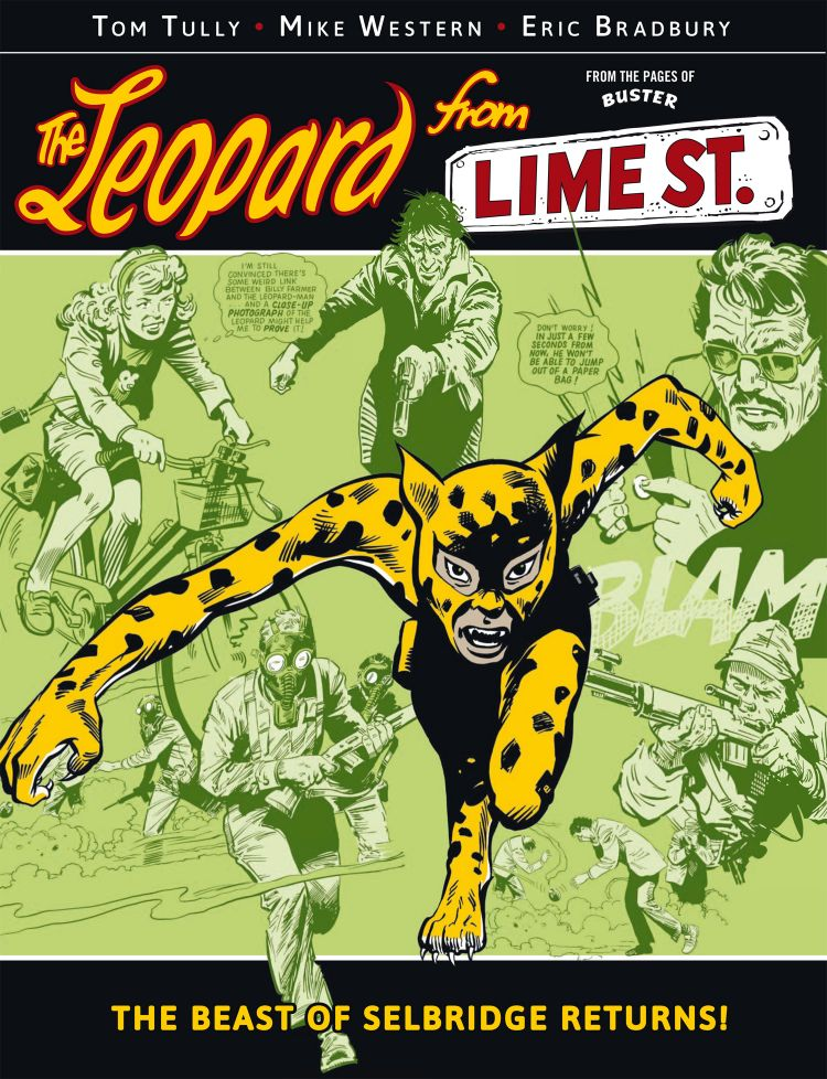Leopard from Lime Street - Book 2