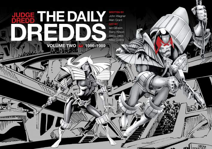 Judge Dredd: The Daily Dredds Vol. 2