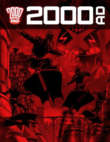 2006 Complete 2000 AD Prog Collection