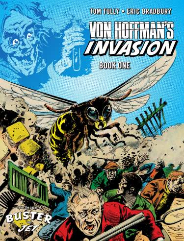Von Hoffmans Invasion - book 01