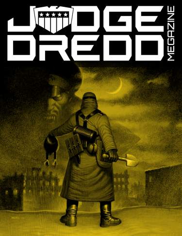 2006 Complete Judge Dredd Megazine Collection