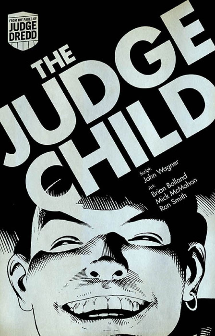 Judge Dredd: The Judge Child [B-Format]