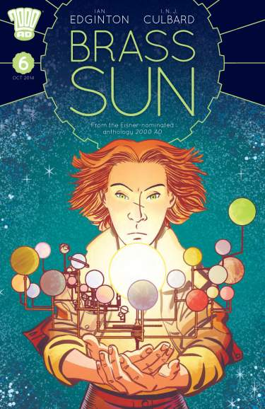 Brass Sun Issue #6