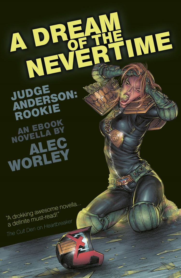 Judge Anderson: A Dream of the Nevertime