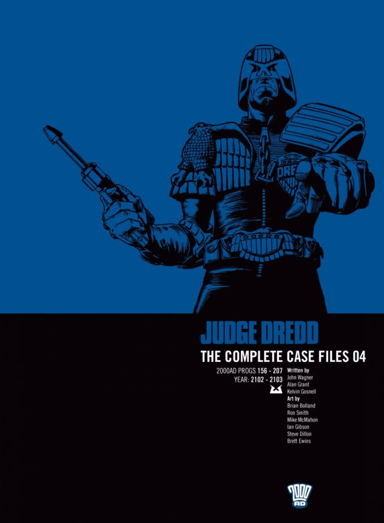 Judge Dredd: Case Files 04