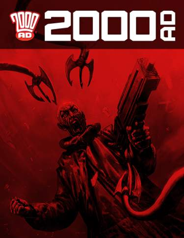 2005 Complete 2000 AD Prog Collection