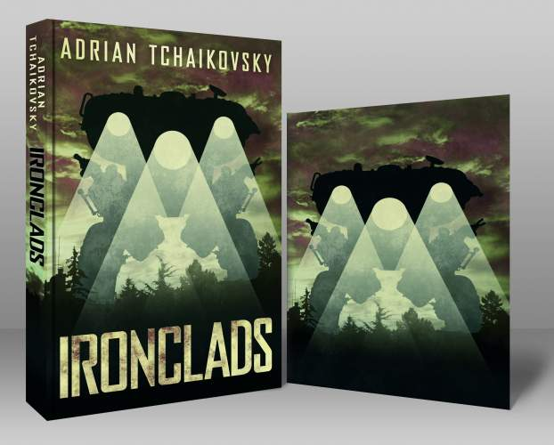 Ironclads by Adrian Tchaikovsky [limited signed edition]