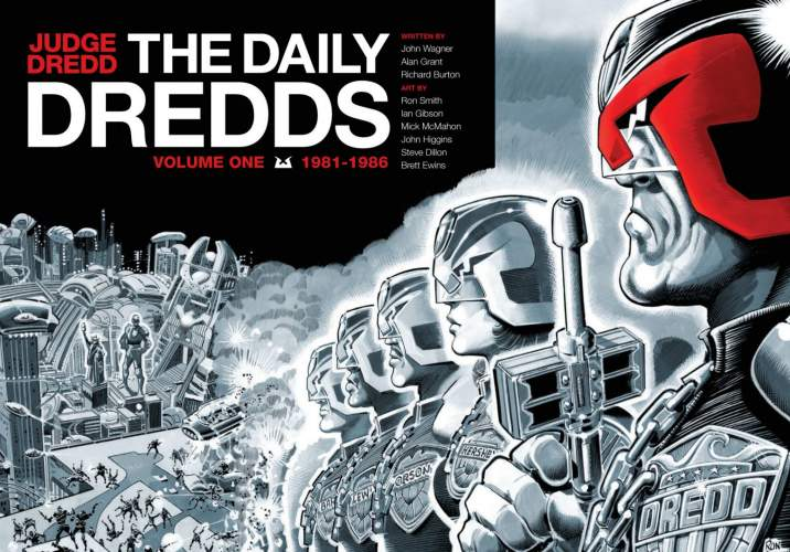 Judge Dredd: The Daily Dredds Vol. 1