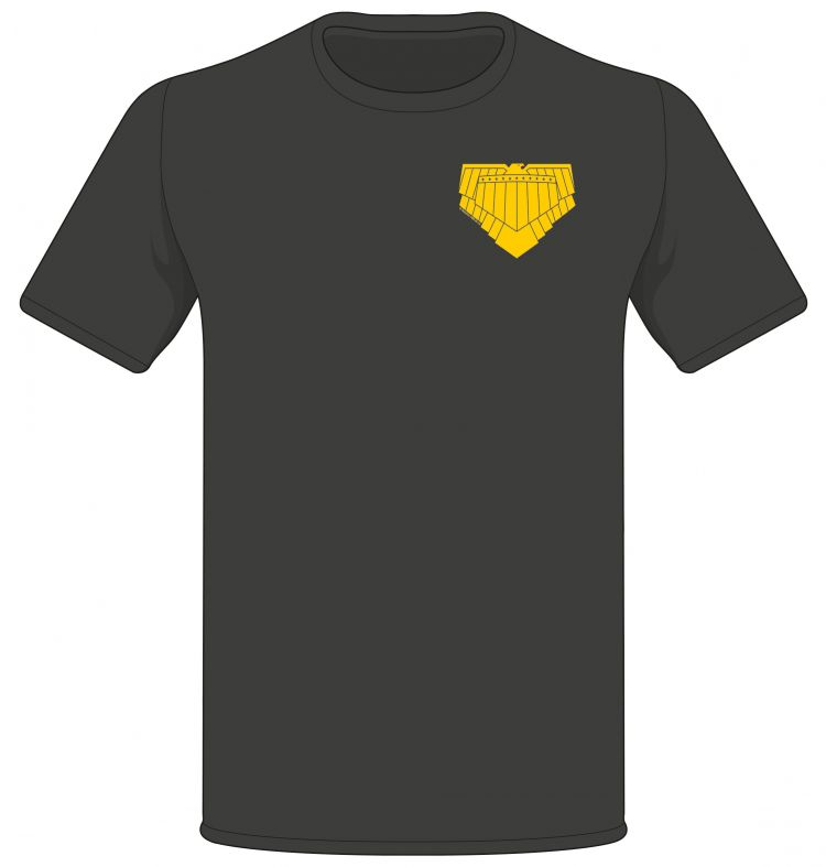 Justice Dept. Logo (Small) T-shirt