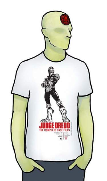 Dredd Case Files Vol. 20 T-Shirt
