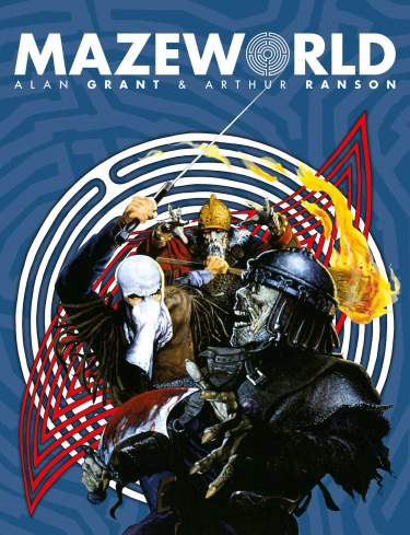 MAZEWORLD COLLECTORS EDITION