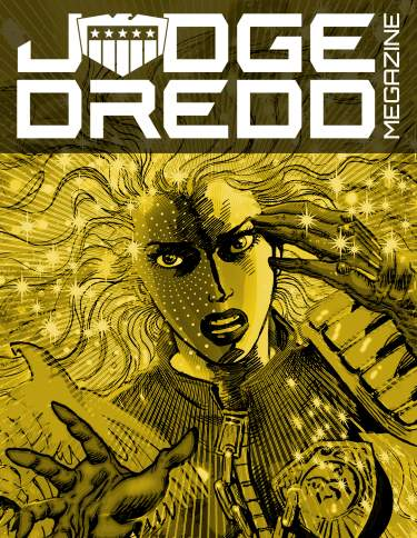 2008 Complete Judge Dredd Megazine Collection