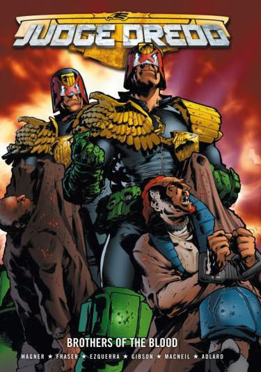 Judge Dredd: Brothers of The Blood