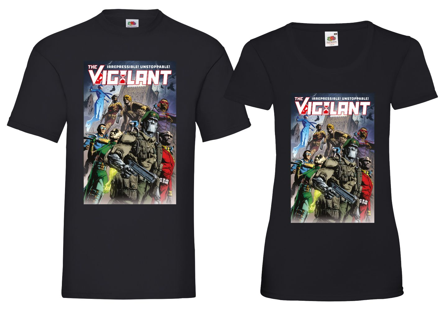 Vigilant Cover T-Shirt